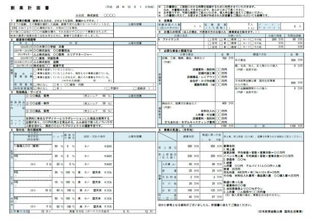 日本政策金融公庫の融資「必要な書類」と成功する …
